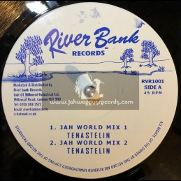"River Bank Records -10""-Jah World / Tenastelin"