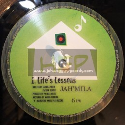 "HFP-10""-Lifes Lessons / Jah Mila + Lessons In Dub / Patrixx Matic"