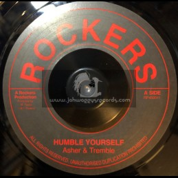 "Rockers-7""-Humble Yourself / Asher & Tremble"