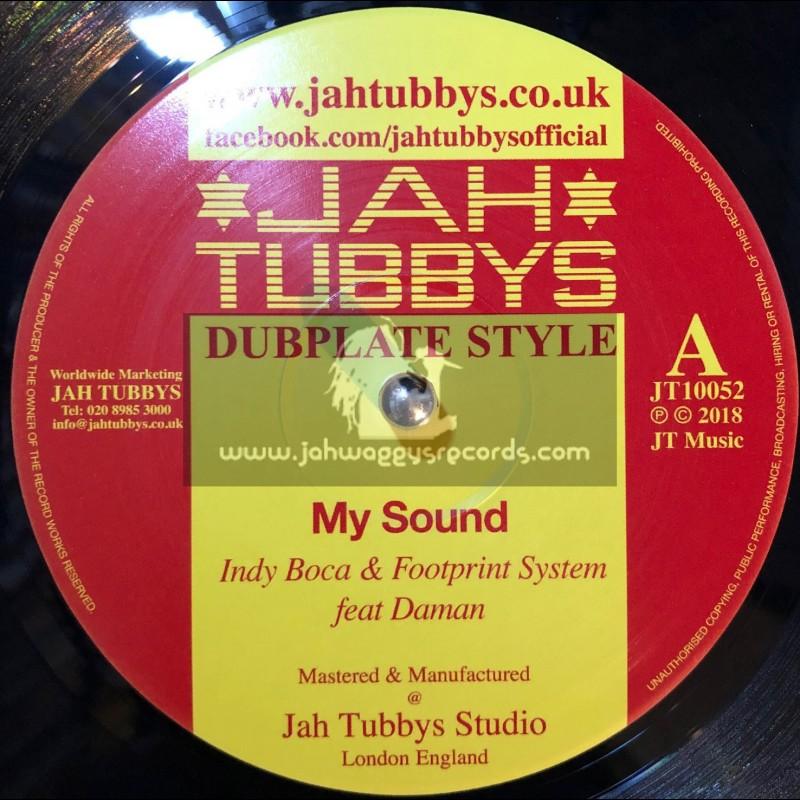 "Jah Tubbys-10""-My Sound / Indy Boca & Footprint System feat. Daman + November Dub / Brizion"