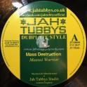 "Jah Tubbys-10""-Mass Destruction / Maasai Warrior + Red Riddim / Eleven."