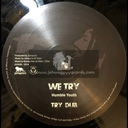 "Jahspora-12""-We Try / HumbleYouth + Breath Melody / Shaky Norman"