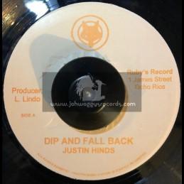 "Fox-7""-Dip And Fall Back / Justin Hinds"