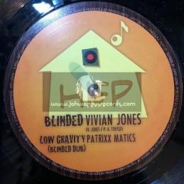 """HFP-12""""-Blinded / Vivian Jones + Horns Of Benhur / Ashanti Selah Meets Aba Ariginals"""