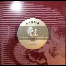 "ZamZam-7""-Crampton Beat / Karma + Shortwave Step / Karma"