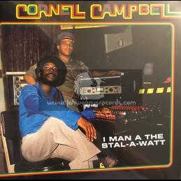 17 North Parade-Lp-I Man A The Stal-A-Watt / Cornel Campbell