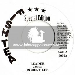 """Fishtea-7""""-Leader / Robert lee (Special edition)"""