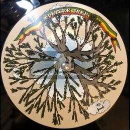 "Culture Tree-10""-Ubuntu / Jamma Din & Mighty Patch Feat.Dubcreator + Armagedon / Jamma Din Meets Culture Horn Band"