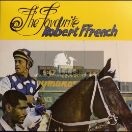 Black Solidarity-Lp-The Favourite / Robert Ffrench