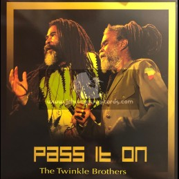 Twinkle Music-LP-Pass It On / The Twinkle Brothers
