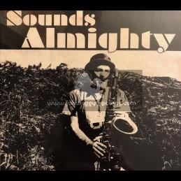 Tradition Disc-CD-Sounds Almighty / Nat Birchall meets Al Breadwinner Featuring Vin Gordon