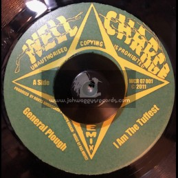 "Well Charge-7""-I Am Toughest / General Plough (Ras Muffet Remix)"