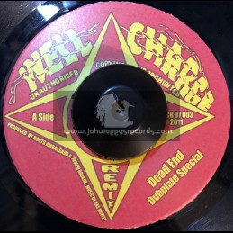 "Well Charge-7""-Dead End Dubplate Special / Ras Muffet"