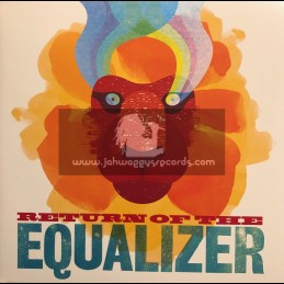 Equalizer Records-Double LP-Return Of The Equalizer / Equalizer