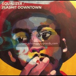 Equalizer-Double-LP-Flashit Downtown / Equalizer