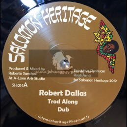 """Salomon Heritage-12""""-Trod Along / Robert Dallas + Such In A Bad State / Oulda"""