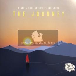 "Cubiculo Records-12""-The Journey / Digid & Dubbing Sun feat. Ras Addis"