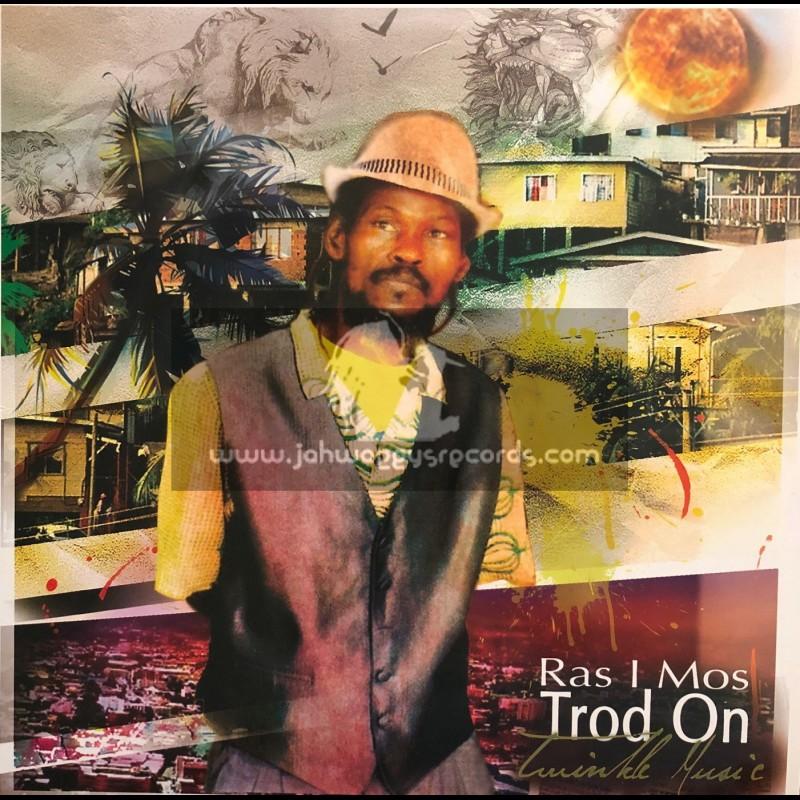 Twinkle-Lp-Trod On / Ras I Mos - Vocal & Dubwise Showcase