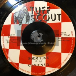 "Tuff Scout-7""-Boom Tune / Clinton Sly"