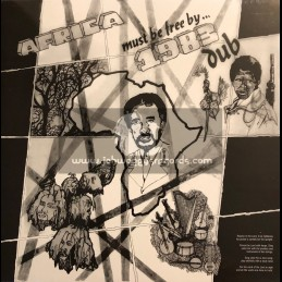 Rockers International-LP-Africa Must Be Free By 1983 DUB