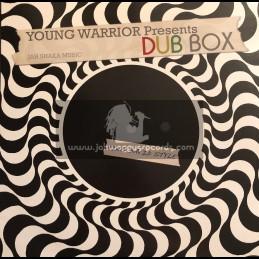 Jah Shaka Music-LP-Dub Box / Young Warrior