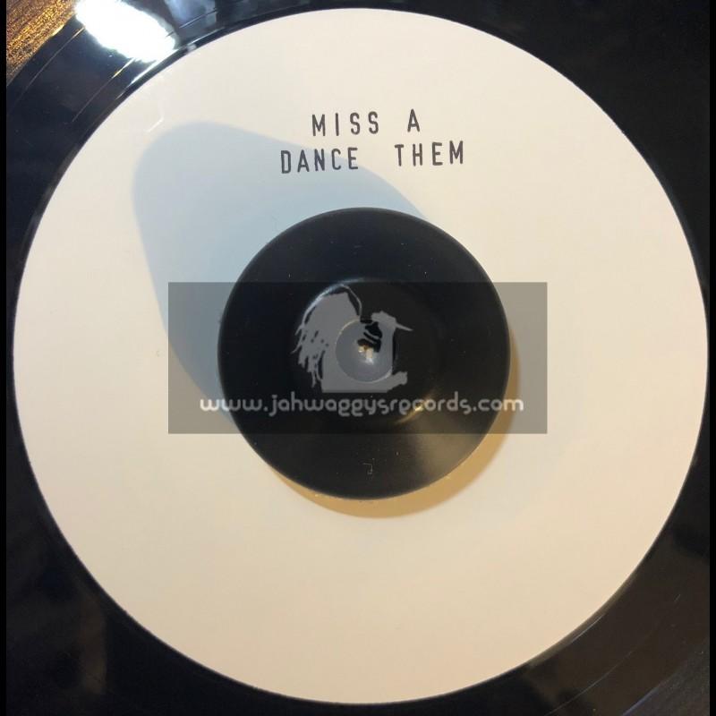 "Original Formula-7""-Dance Them / Miss A - Limited 200 Numbered Press"