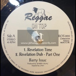 "Reggae On Top-12""-Revelation Time / Barry Isaac"