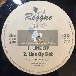"REGGAE ON TOP-12""-LINE UP / HUGHIE IZACHAAR + NO ESCAPE"