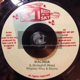 "Room In The Sky-7""-Ikalinda / Kingsley Wray & Skycru"