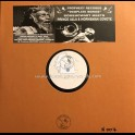 """Prophecy Records-10""""-Dubplate-Dont Cry / SomehowArt Ft. Prince Alla + Horns Cry / Hornsman Coyote"""