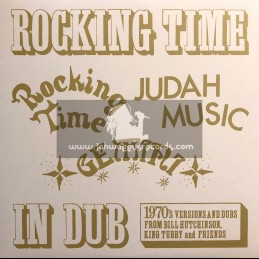 Rocking Time-Lp-Rocking Time In Dub / Various Artist