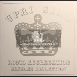 Uprising-Lp-Roots Aggregation / Various Artist