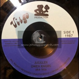 "Virgo Production-7""-Juggler / Owen Knibbs"