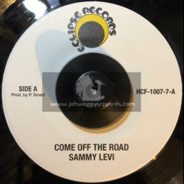 """Eclipse Records-7""""-Come Off The Road / Sammy Levy"""