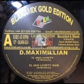 "Blakamix Gold Edition-12""-Jah Livity / D. Maximillian + Jah Live / Jah Whoosh"