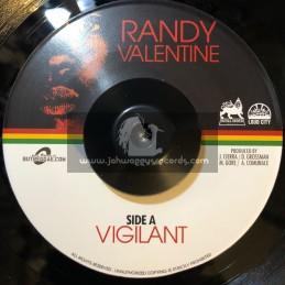 "Royal Order Music-7""-Vigilant / Randy Valentine + Real Like That / Randy Valentine"