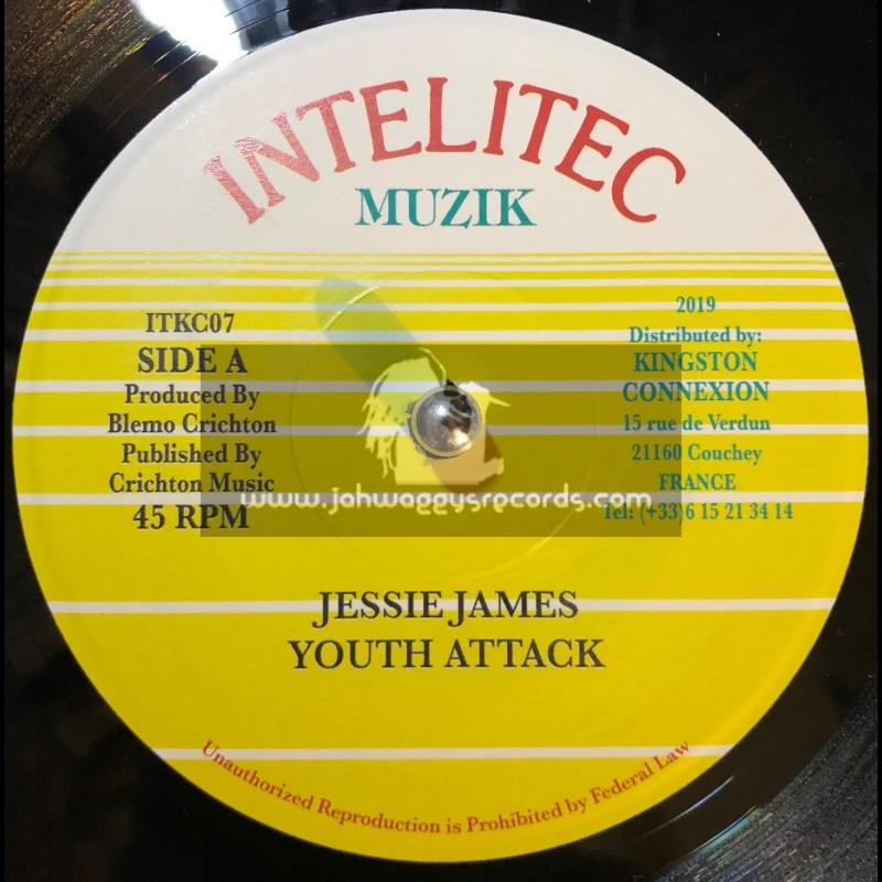 "Intelitec Muzik-7""-Youth Attack / Jesse James"