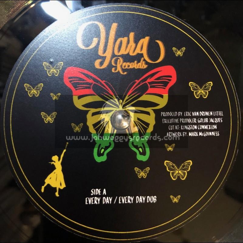 """Yana Records-12""""-Every Day / Eric Van Dunen + Cleverlees Step / Eric Van Dunen"""
