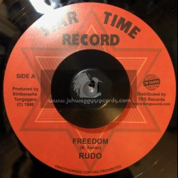 "Star Time Record-Top Ranking Sound-7""-Freedom / Rudo"