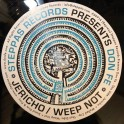 """Steppas Records-12""""-Jericho + Weep Not / Don Fe"""