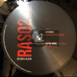 "Rastrumentals-10""-Lei Áurea (Alter Echo & E3 Remix) + Eco Do Jongo (Om Unit Remix)"