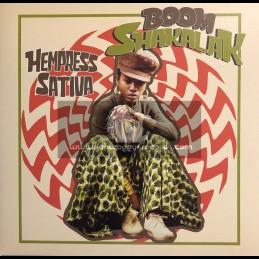 "Conquering Lion Records-10""-Boom Shakalak / Hempress Sativa"