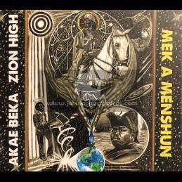 Zion High Productions-CD-Mek A Menshun / Akae Beka 