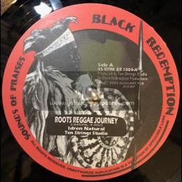 "Black Redemption-10""-Roots Reggae Journey + Meditate / Idren Natural"
