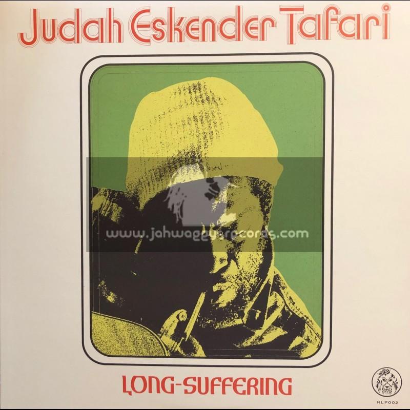 Rhygin Records-Lp-Long Suffering / Judah Eskender Tafari