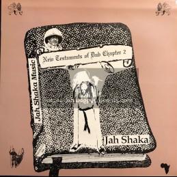 Jah Shaka Music-Lp-New Testaments Of Dub Chapter 2