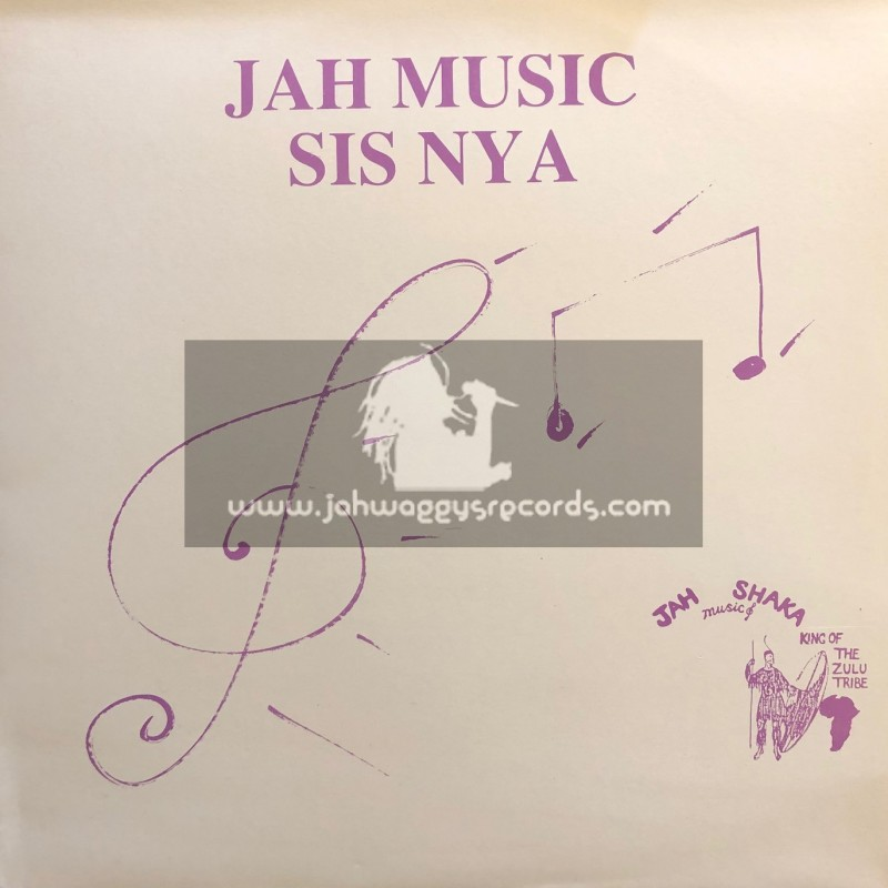 Jah Shaka Music-LP-Jah Music / Sis Nya