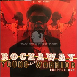 Jah Shaka Music-Lp-Rockaway Meets Young Warrior Chapter 1