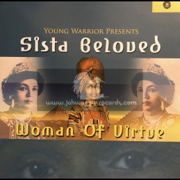 Jah Shaka Music-LP-Woman Of Virtue / Sista Beloved (Young Warrior)