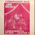 Jah Shaka Music-LP-Coronation Dub / Commandments Of Dub Chapter 9